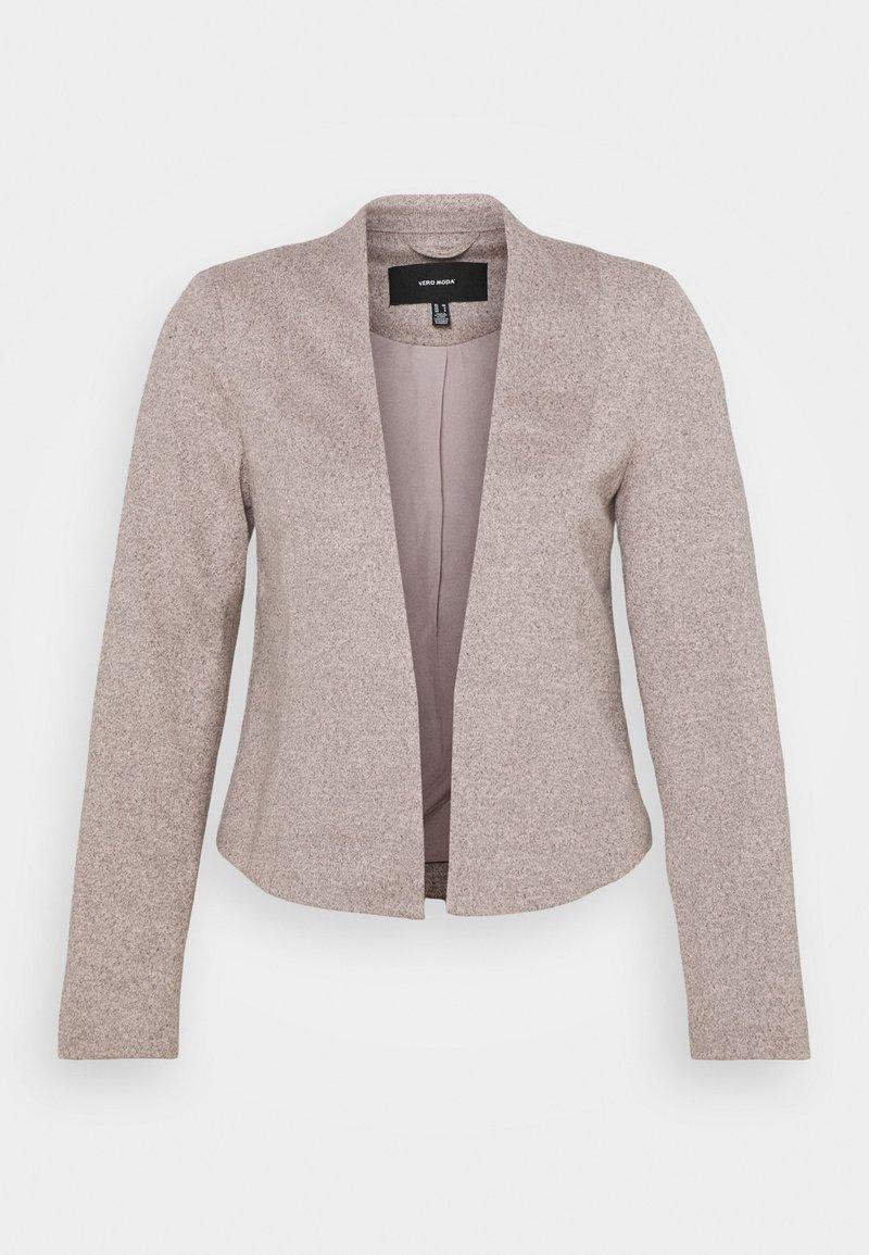 Vero Moda - VMJANEY - Blazer - sepia rose/melange
