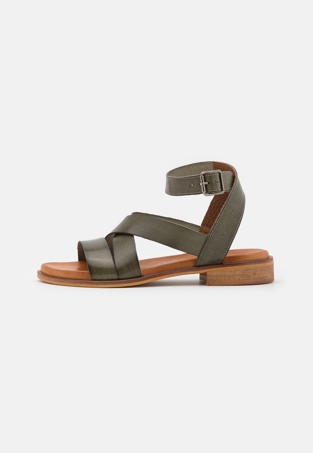JOANA - Sandaler - khaki