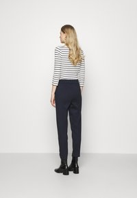 Esprit Collection - PANT - Kalhoty - navy - 2