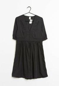 Vila - Korte jurk - black - 0