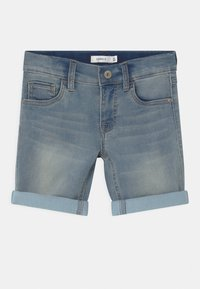 Name it - NKMTHEO - Shorts vaqueros - light blue denim - 0