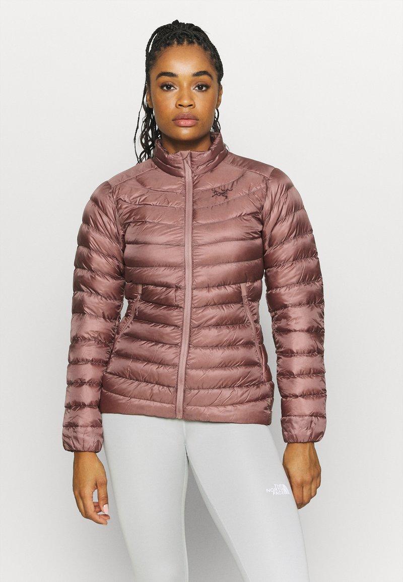Arc'teryx - CERIUM JACKET WOMENS - Down jacket - momentum