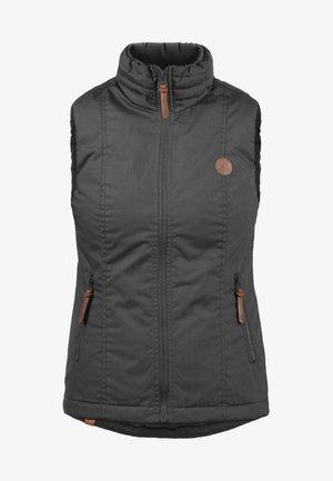 TILIA - Waistcoat - dark grey