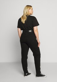 Dr.Denim Plus - NORA - Straight leg jeans - black retro - 2