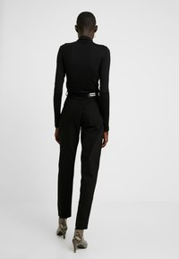 Dr.Denim Tall - NORA MOM - Relaxed fit jeans - black - 2