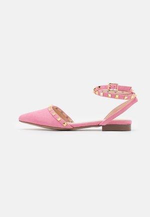 WIDE FIT LAURENA - Baleriny - pink