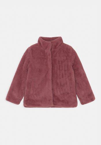 NKFMALSI CAMP - Winter jacket - deco rose