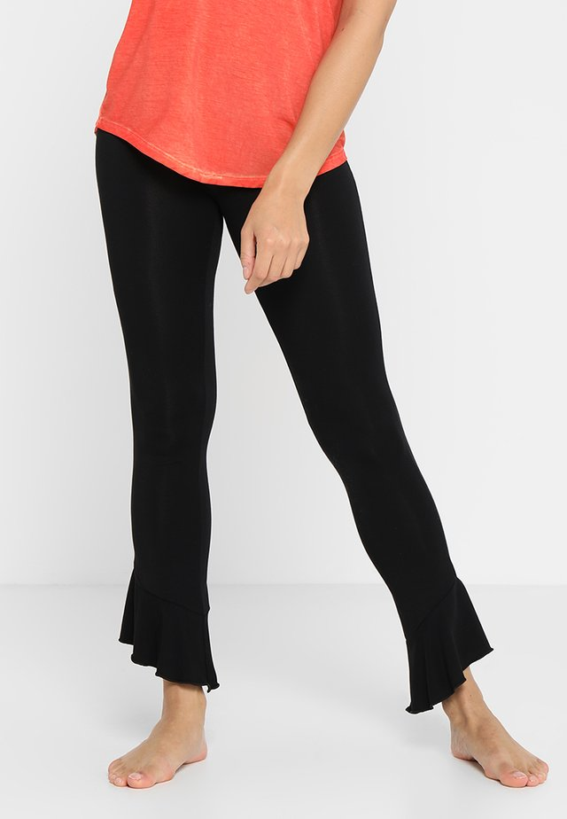FANCY PANTS - Trainingsbroek - black