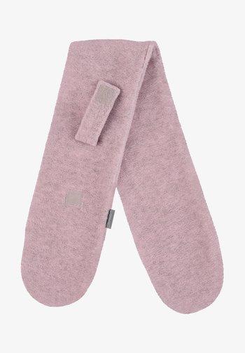 Scarf - rosa melange