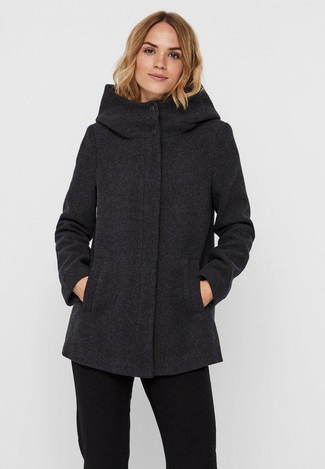 Leichte Jacke - dark grey melange
