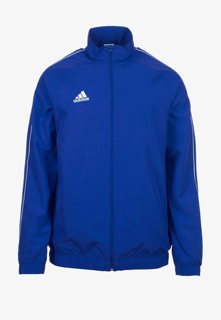 adidas Performance - CORE PRE - Chaqueta de entrenamiento - blue/white