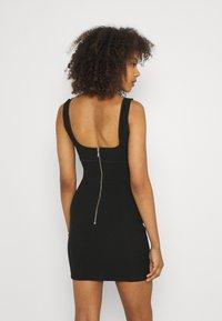 Bec & Bridge - DEON MINI DRESS - Cocktail dress / Party dress - black - 2