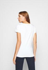Liu Jo Jeans - MODA - T-shirt print - bianco ottico - 2