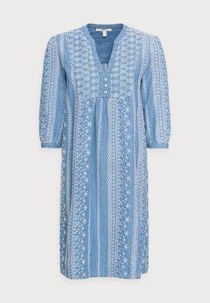 Day dress - blue medium