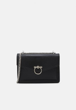 ELINNE BAG - Across body bag - black