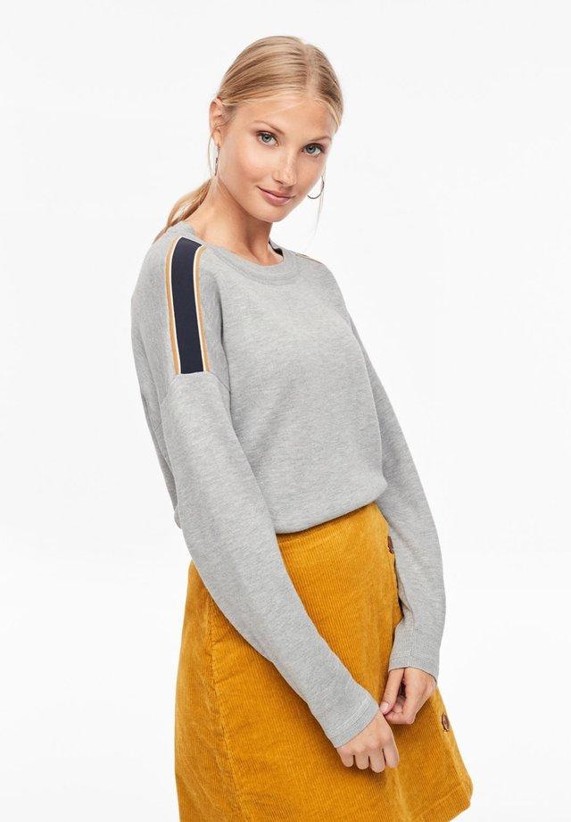 TRUI - Sweatshirt - grey melange