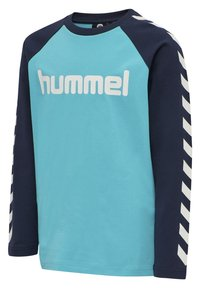 Hummel - Langarmshirt - scuba blue - 1