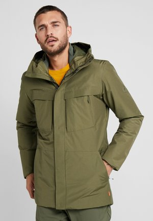 CHAMUERA THERMO HOODED MEN - Parka - iguana