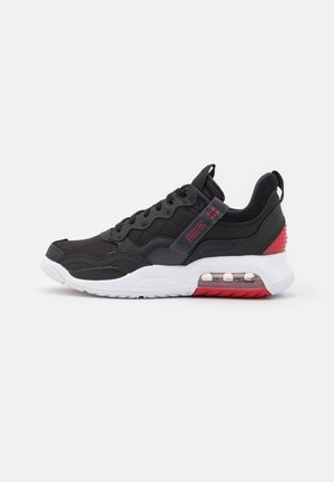 MA2 - Sneakers basse - black/university red/gym red/white