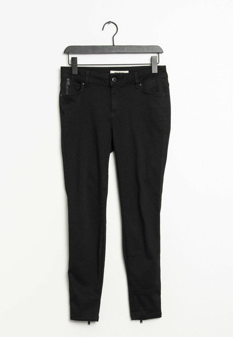 Mos Mosh - Trousers - black