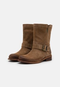 Felmini - GREDO - Cowboy/biker ankle boot - marvin stone - 2
