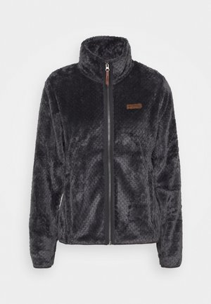FIRE SIDEII SHERPA - Fleece jacket - shark