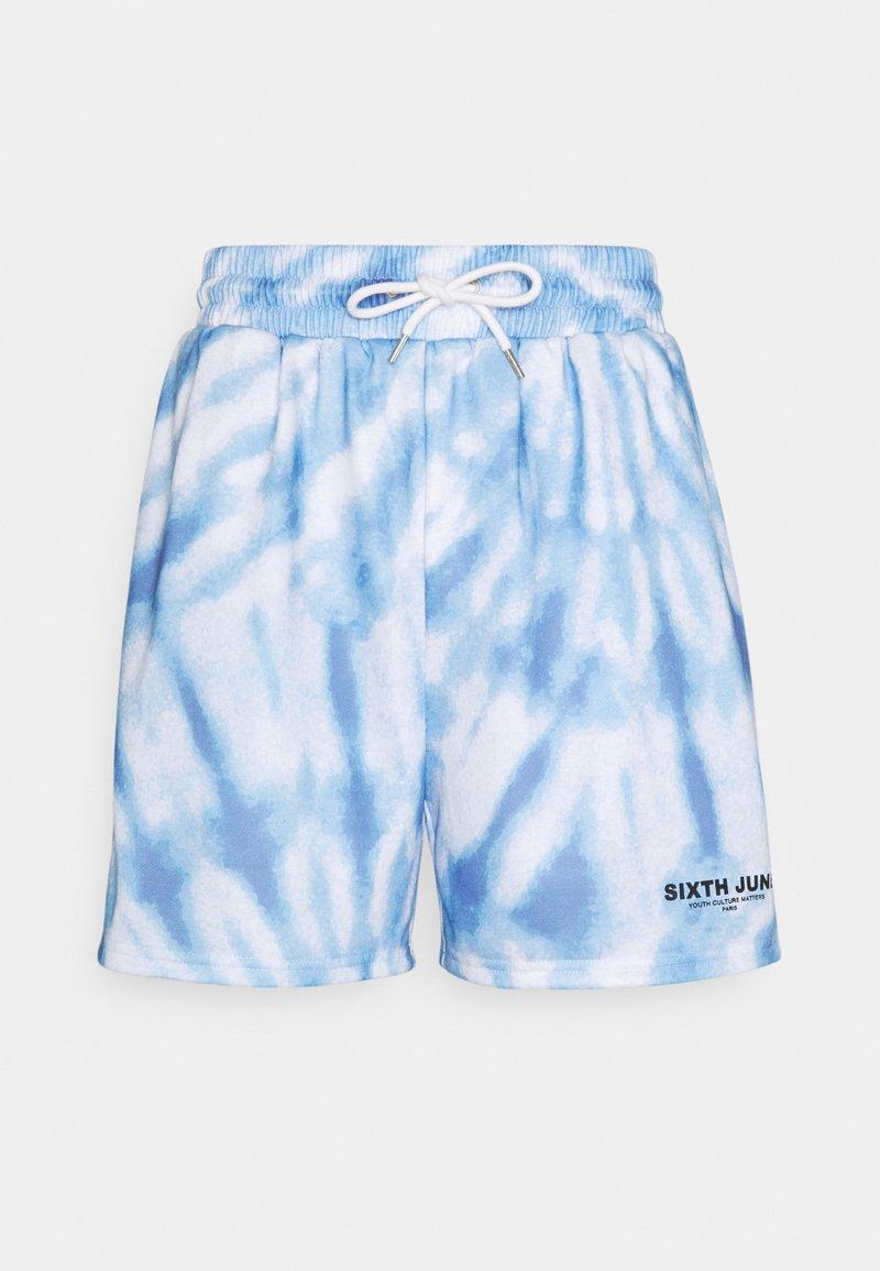 Sixth June - TIE DYE - Shorts - blue