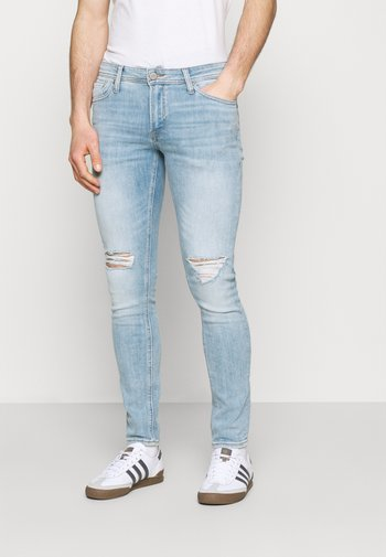 JJILIAM JJORIGINAL - Jeans Skinny Fit - blue denim