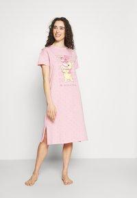 Women Secret - HONEY  - Nightie - dusty pink - 1