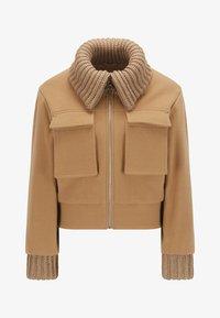 BOSS - JALEANA - Light jacket - light brown - 5
