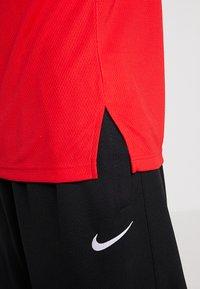 Nike Performance - DRY CLASSIC - Sports shirt - university red/black - 5
