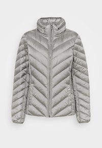 MICHAEL Michael Kors - SHORT PACKABLE PUFFER - Daunenjacke - concrete - 6