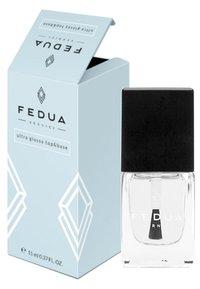 Fedua - ULTRA GLOSSY TOP&BASE - Nail polish (top coat) - 0051 transparent - 1