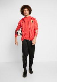 adidas Performance - BELGIUM RBFA - Article de supporter - glory red/black - 1