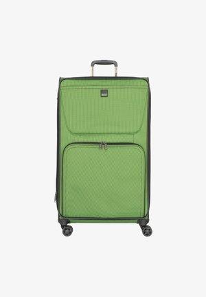 BENDIGO LIGHT 4-ROLLEN - Wheeled suitcase - gruen