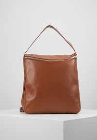 KIOMI - LEATHER - Batoh - cognac - 0