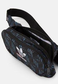 adidas Originals - MONOGR WAISTBAG - Bum bag - black - 2