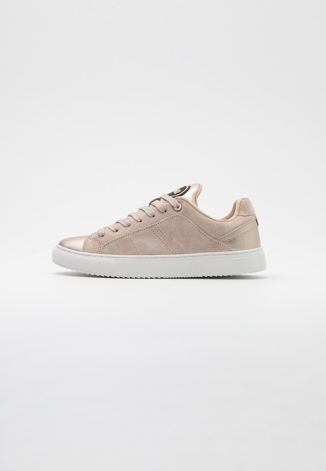 BRADBURY  - Trainers - beige/light gold