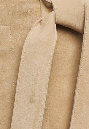 SLFMARIA WRAP SKIRT - Mini skirt - curds & whey