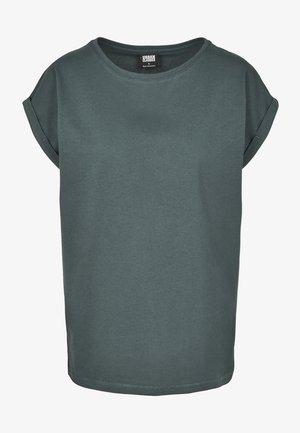 Basic T-shirt - bottlegreen