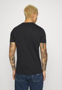 Ellesse - MORELA - T-shirt print - black - 2