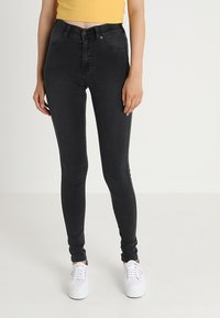 Dr.Denim - PLENTY - Farkkuleggingsit - worn grey - 0