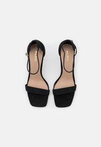 ALDO - AFENDAVEN - Sandals - black - 5