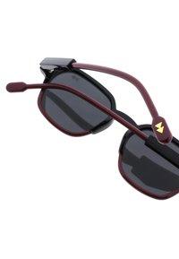 Sunheroes - GLENN - Sunglasses - black/burgundy - 2