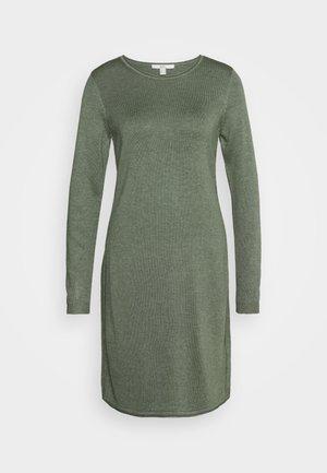 DRESS - Jumper dress - khaki green