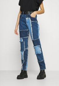 The Ragged Priest - CHEAT - Jeans Tapered Fit - mixed blue - 2