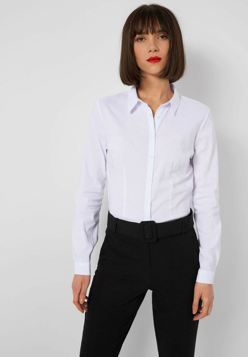 ORSAY - Button-down blouse - weiß