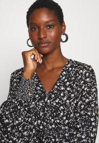 Culture - CUNANCY DRESS - Day dress - black - 3