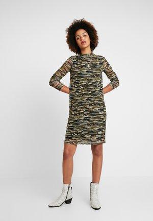 YASSIRA DRESS - Shift dress - botanical garden