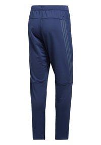 adidas Performance - Träningsbyxor - blue - 5